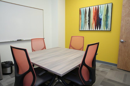 Office Evolution - University Research Park - Meeting Room 1