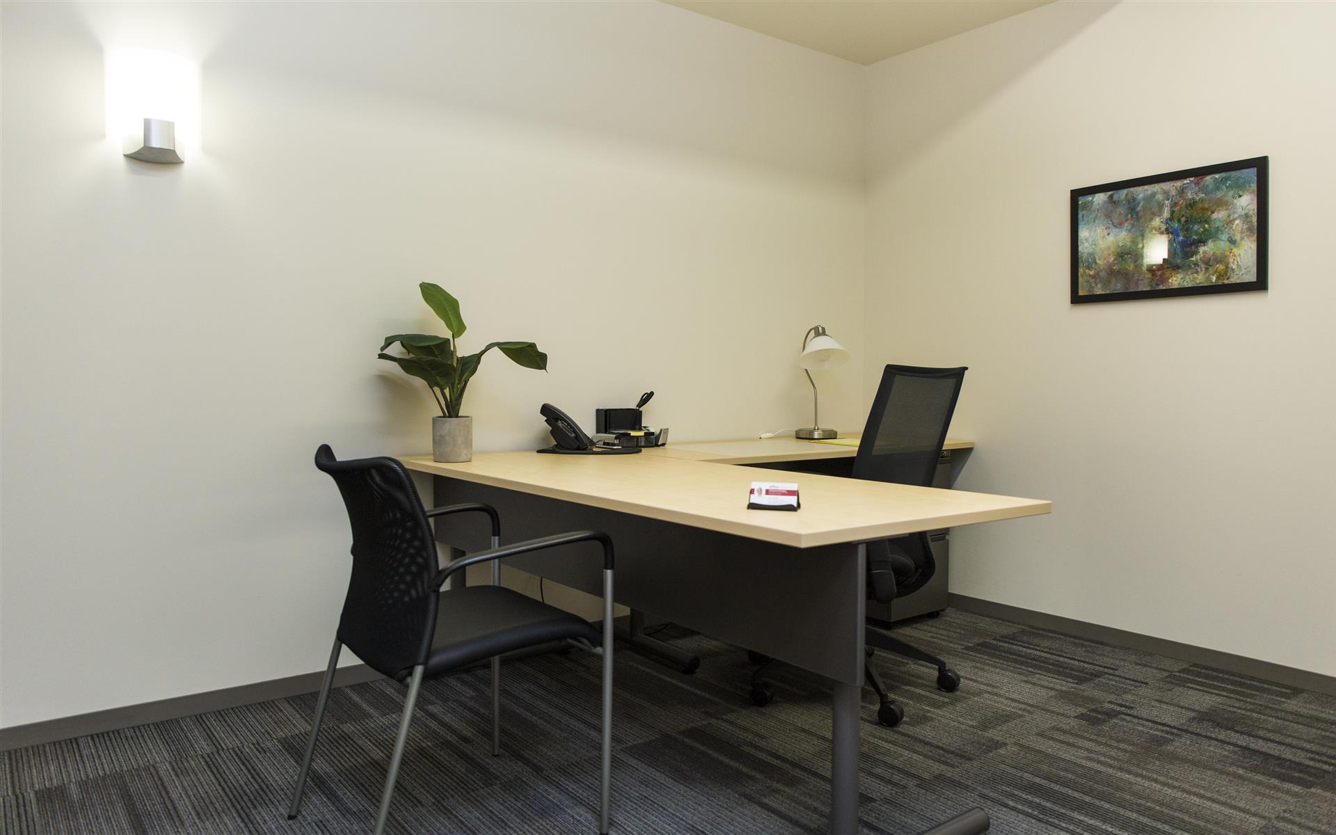 Office Evolution - Salt Lake City/Holladay - Interior Executive Office
