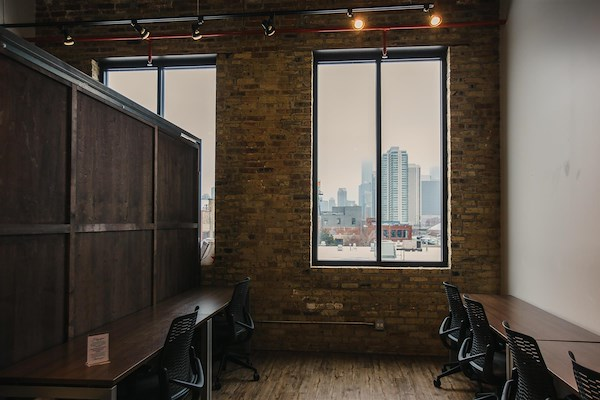 Fueled Collective – Chicago West Loop - Large Semi-Private Office