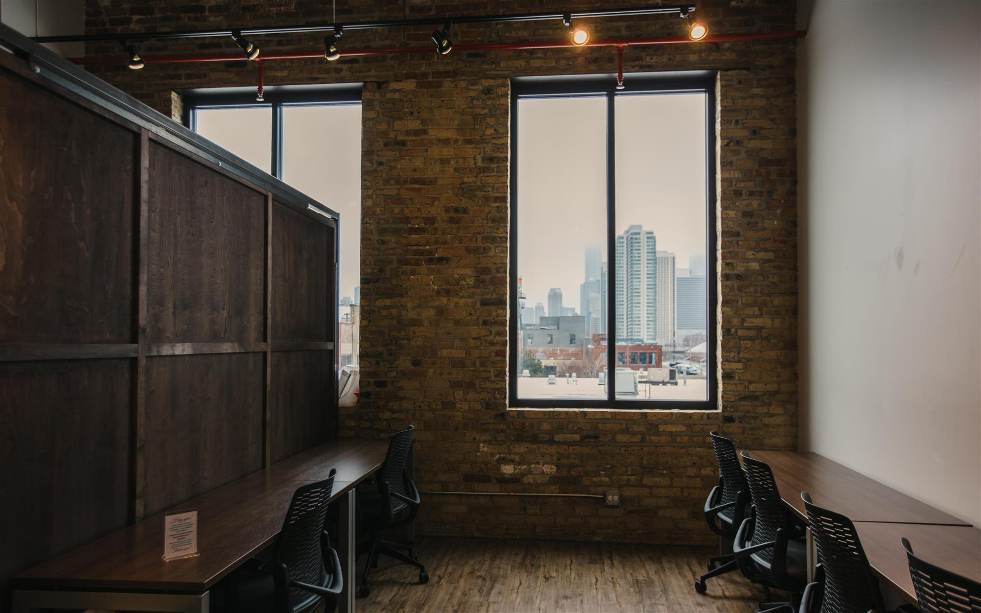 Fueled Collective – Chicago West Loop - Large campsite