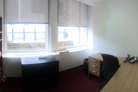 Bright Power, Inc. - Double Window Med Size Office