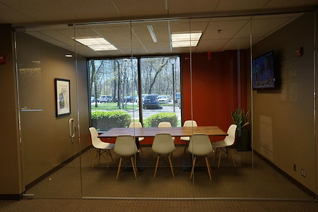 SmartSpace - Overland Park - Conference Table (lg) - Meeting Room