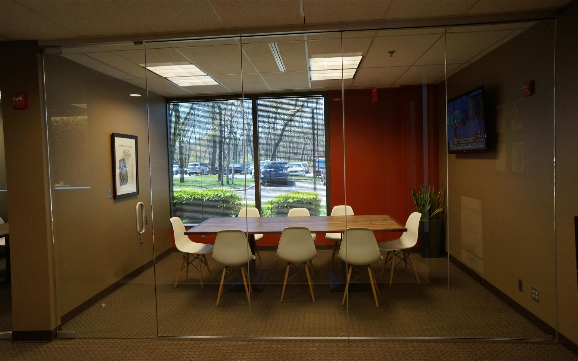 Platinum Realty - Overland Park - Conference Table (lg) - Meeting Room