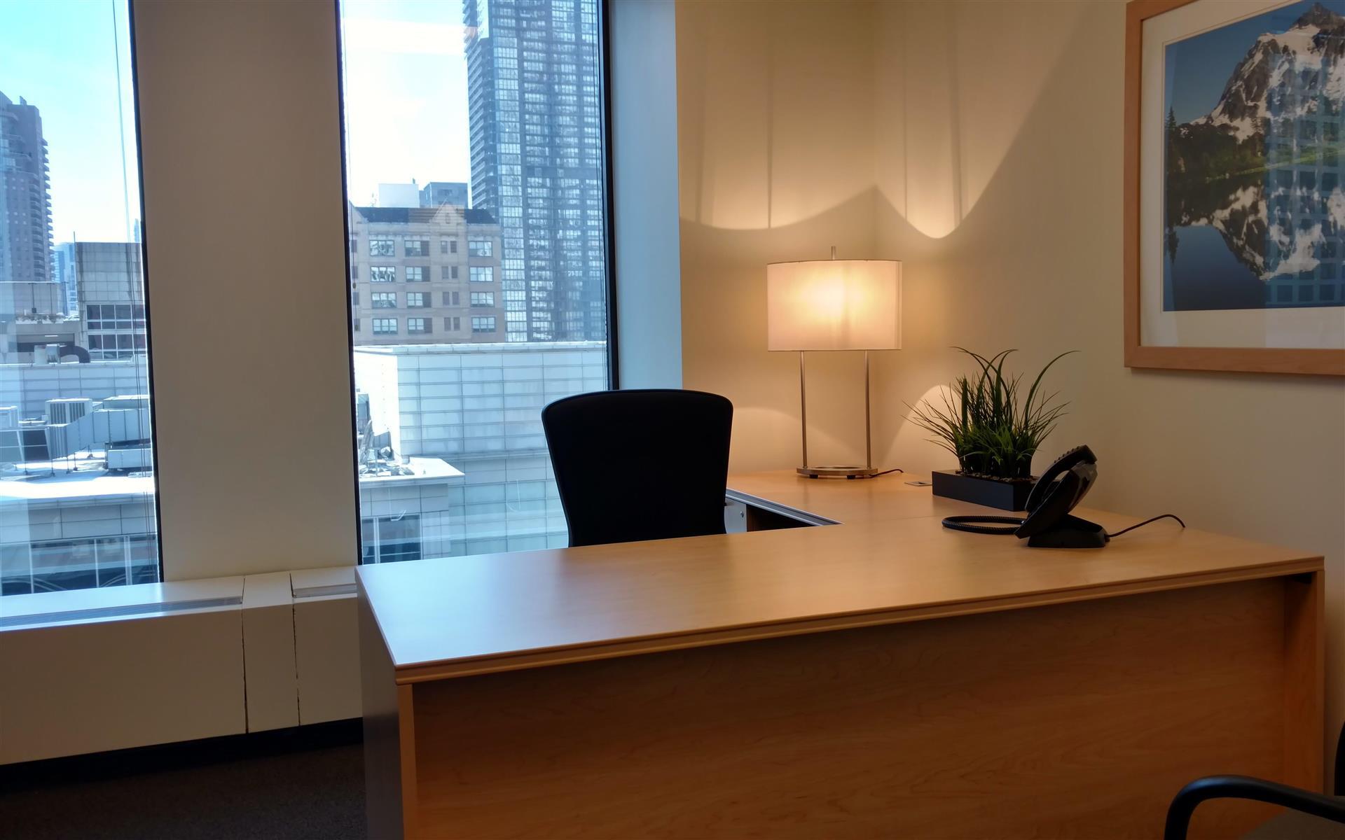 Intelligent Office Chicago Mag Mile - Executive Suite 1014