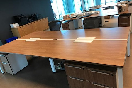 ElleIsaac, LLC - Dedicated Desk 1