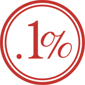 Logo of Point One Percent