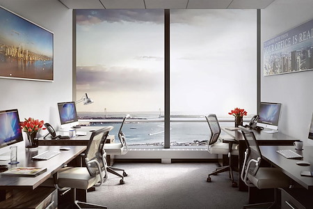 Silver Suites Offices - 7 World Trade Center - 7 WTC  2-Window Office