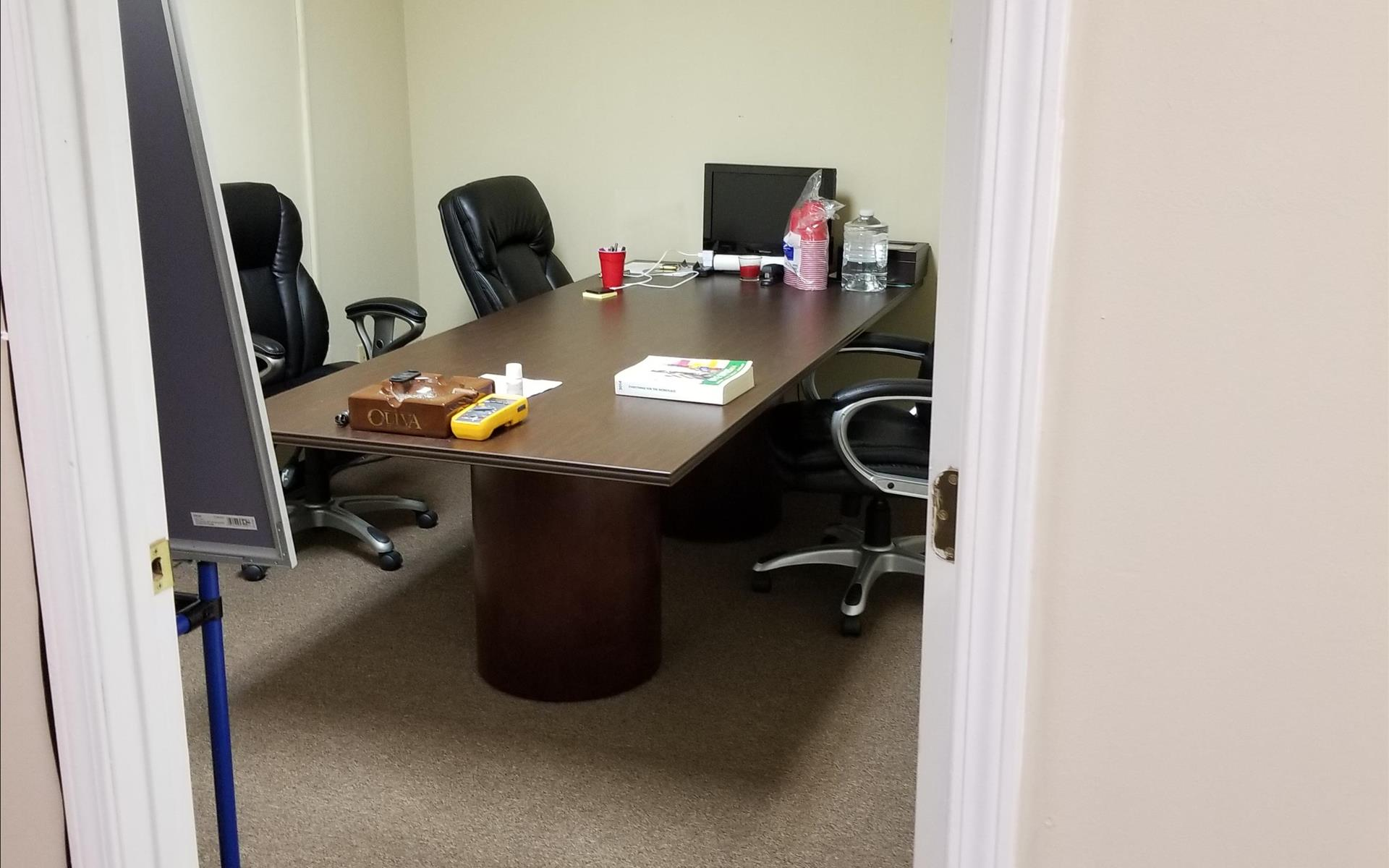 Nanobaud - Meeting Room