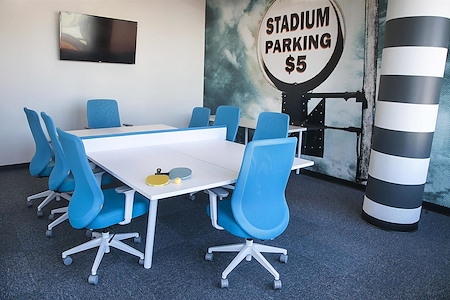 Simms Space - Conference Room