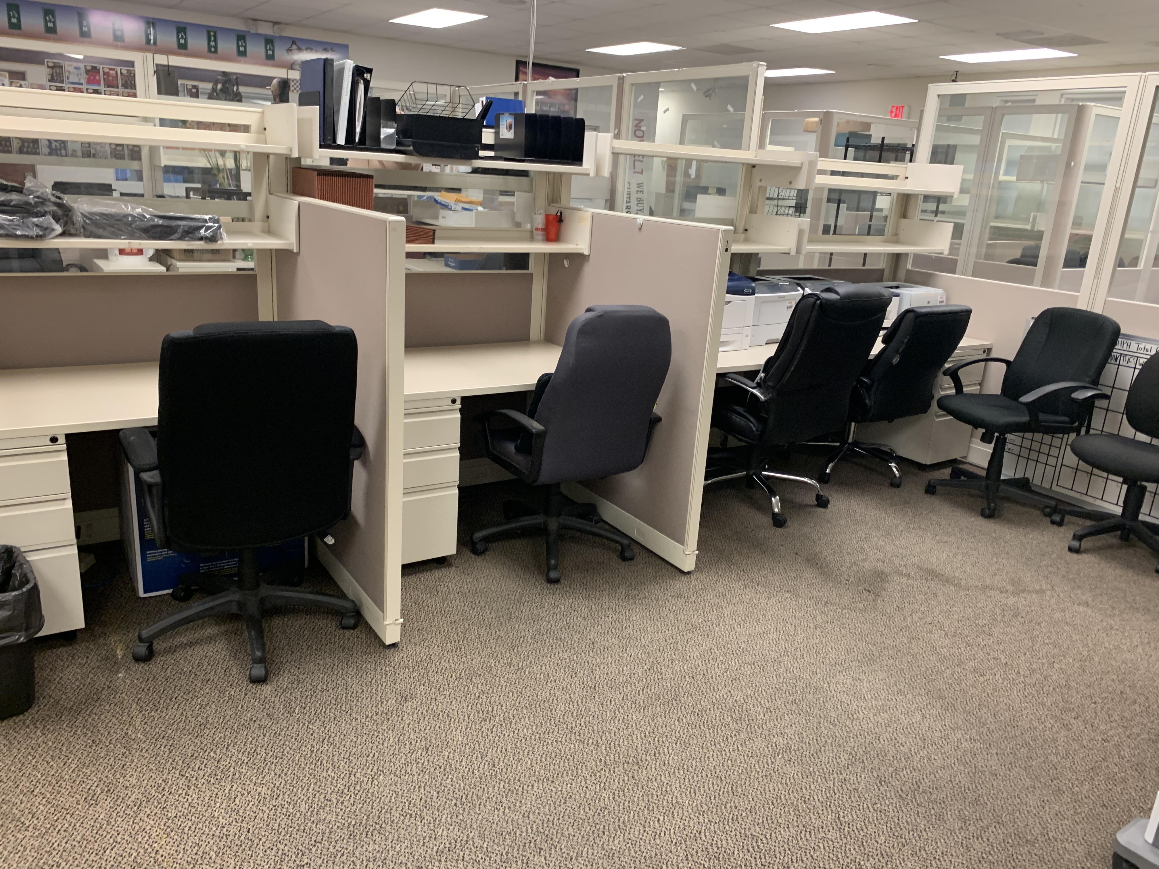 Marlo Holdings - Open Desk 1