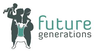 Logo of Future Generations Center for Healthy Families