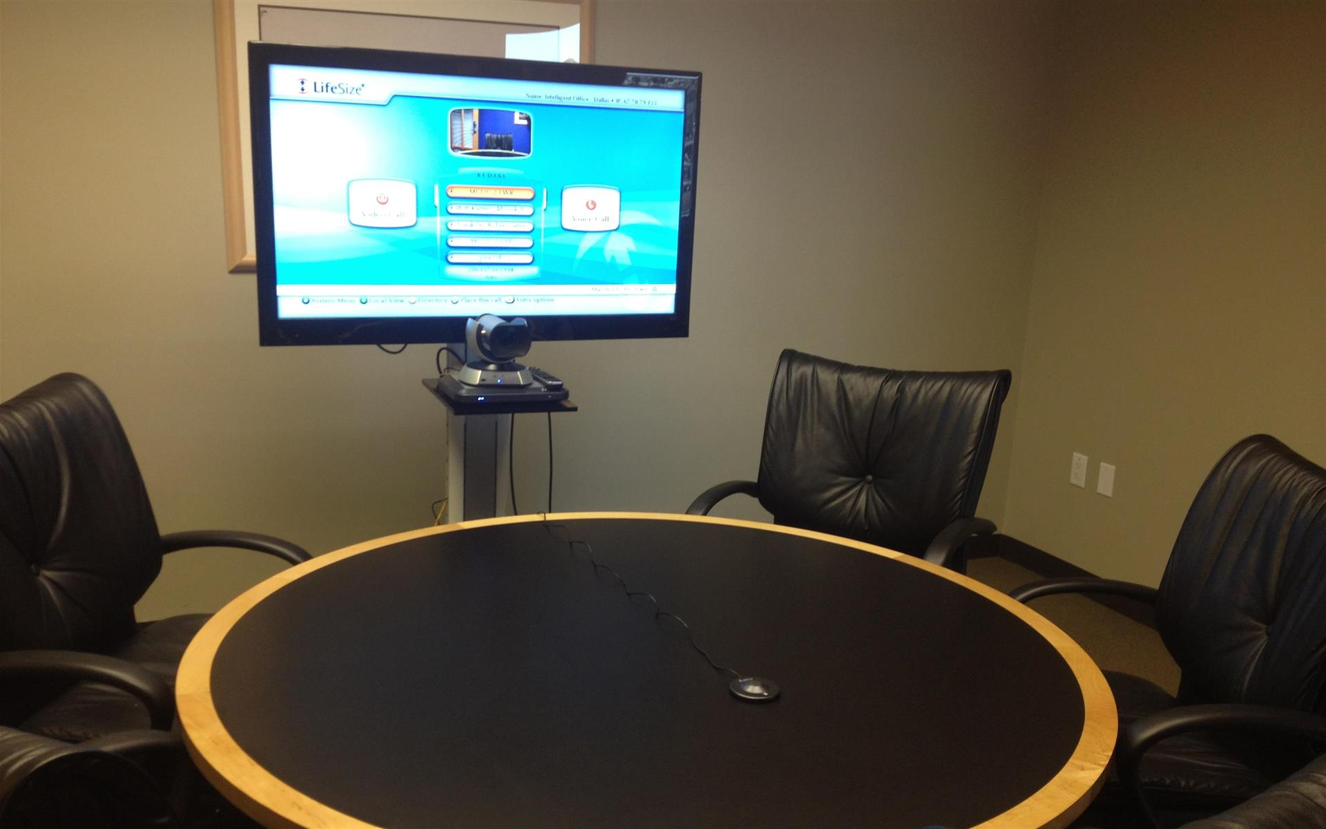 Intelligent Office Dallas (Las Colinas) - Medium Conference Room