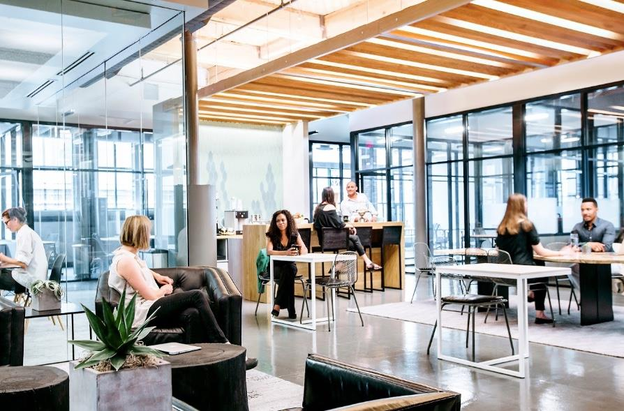 Industrious St. Louis - Dedicated Desk