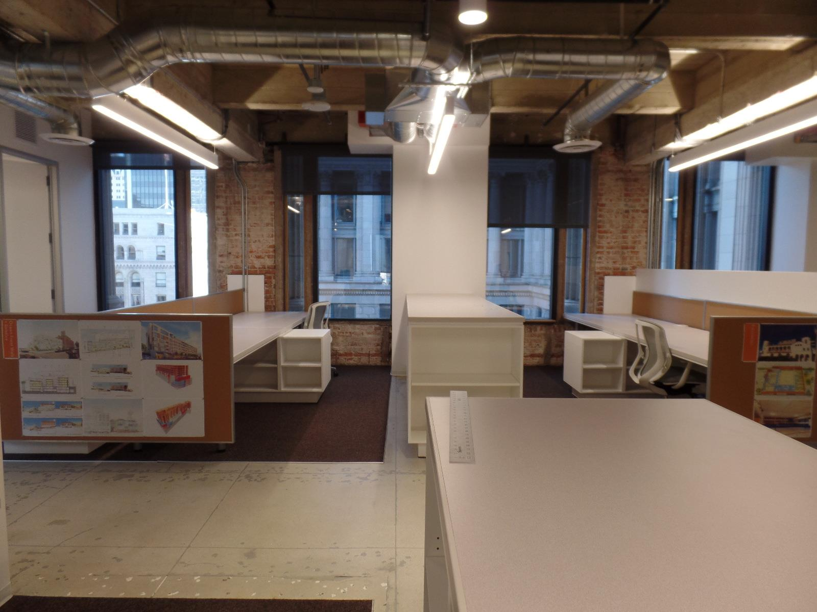 Holmes Structures - 4-6 Desks for Small Business