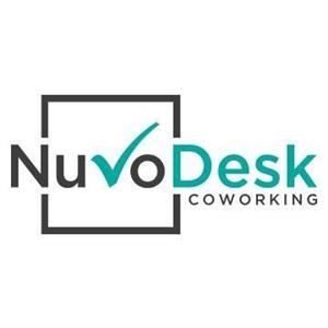 Logo of NuvoDesk Coworking