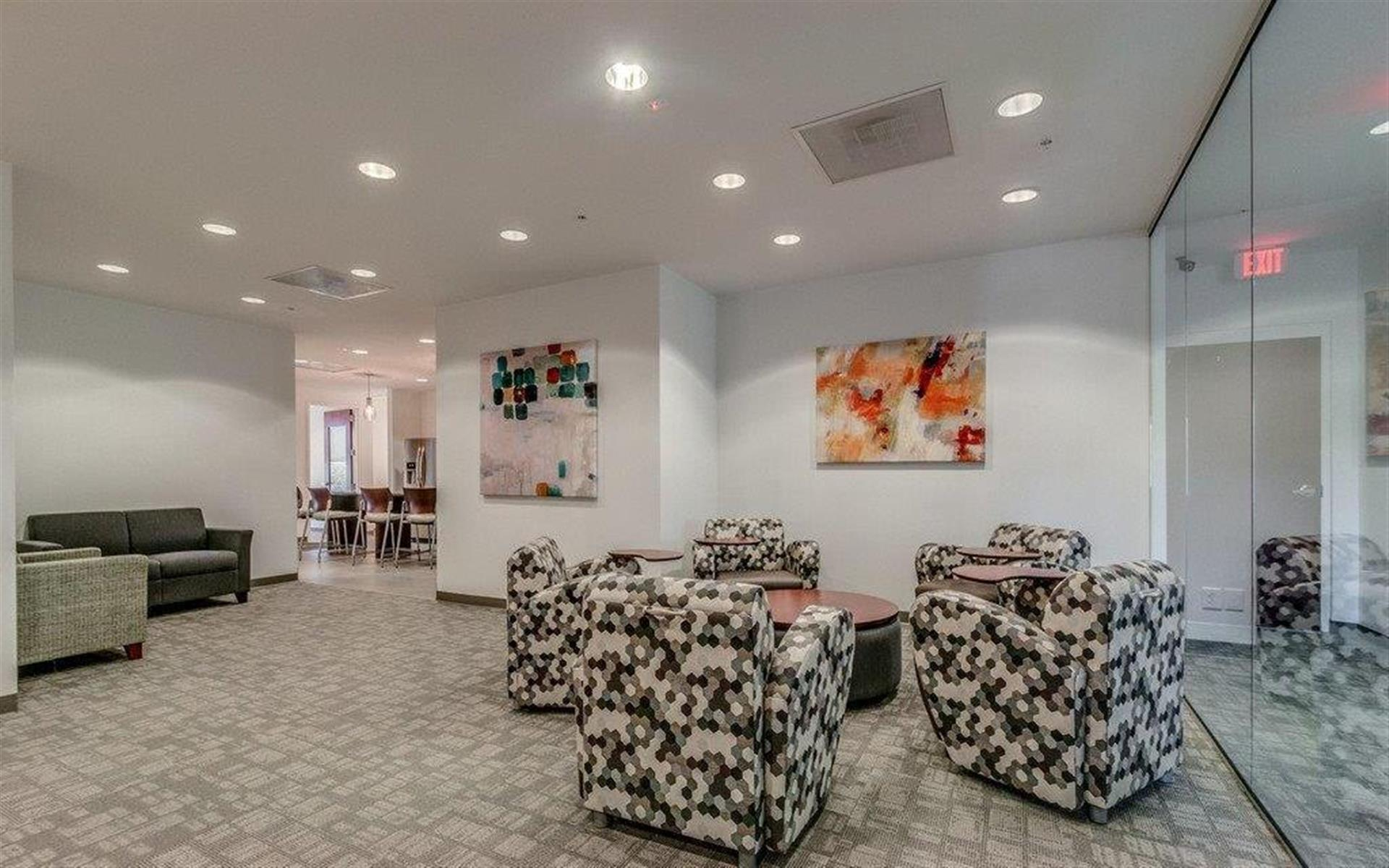 Green Hills Office Suites - Open Coworking Space