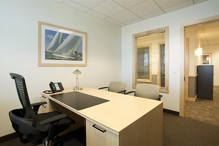 Intelligent Office RXR Plaza (Uniondale) - Private Windowed Office Daily