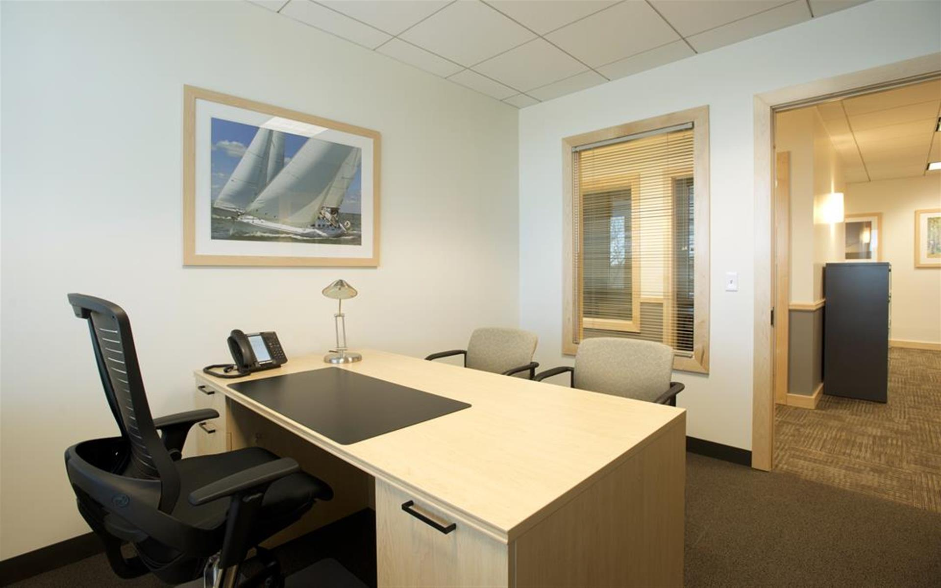 Intelligent Office Uniondale - Private Windowed Office Daily