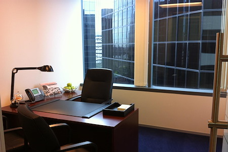 Servcorp - Orange County - Suite 1 - Office with Views