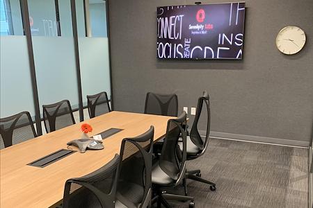 Serendipity Labs HALL Park - Meeting Room - Sargas
