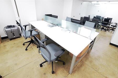 GetFive - Herald Square, NYC - Conference Room + 8 Desks