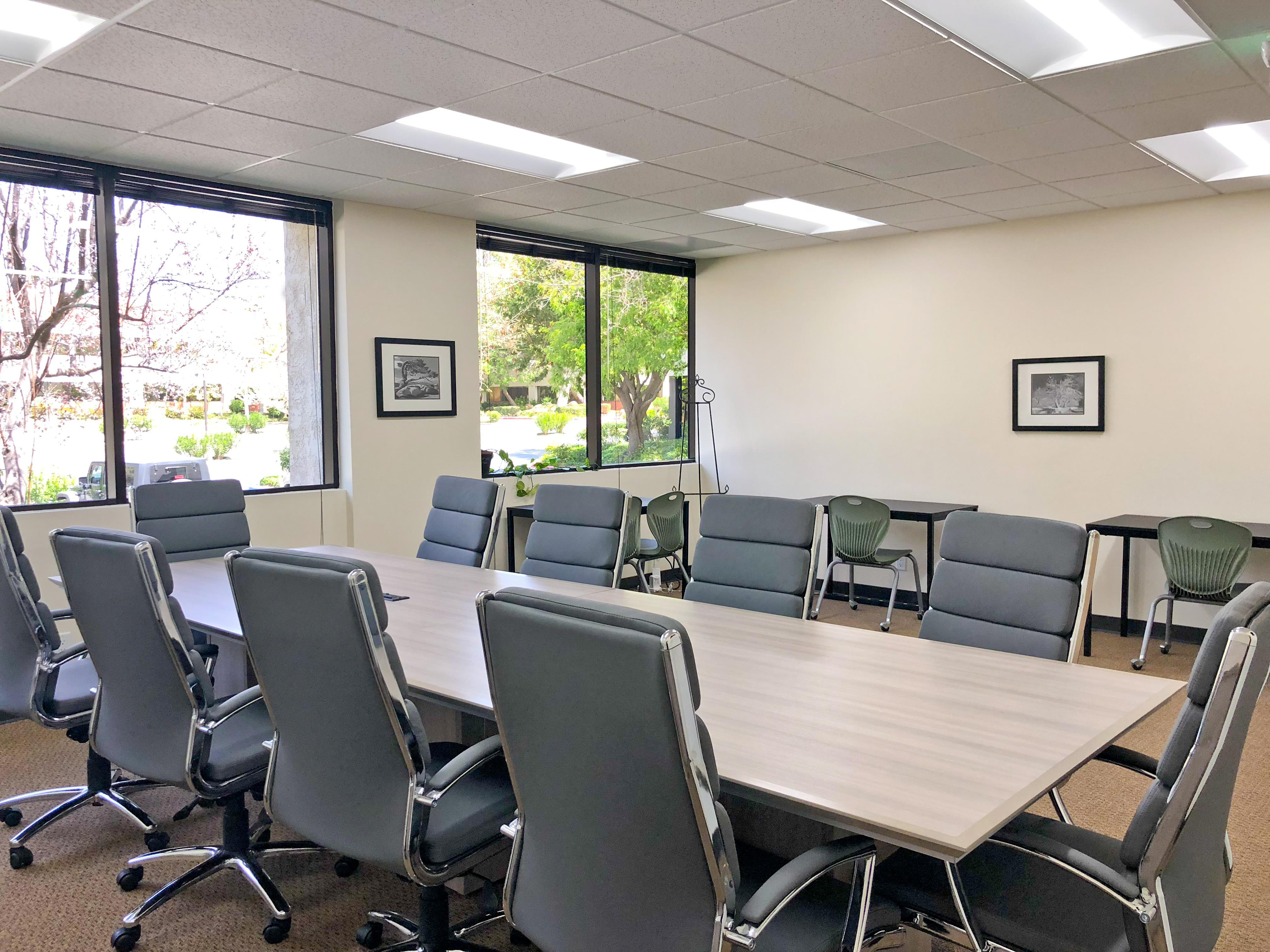 officeLOCALE Coworking Space and Business Center - Weekend Boardroom