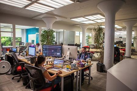 HatchToday SF - Dedicated  Desks