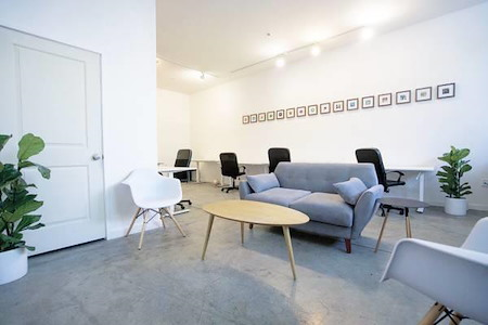 Startup Office for 8 in Dogpatch/Potrero - Startup Office for 8