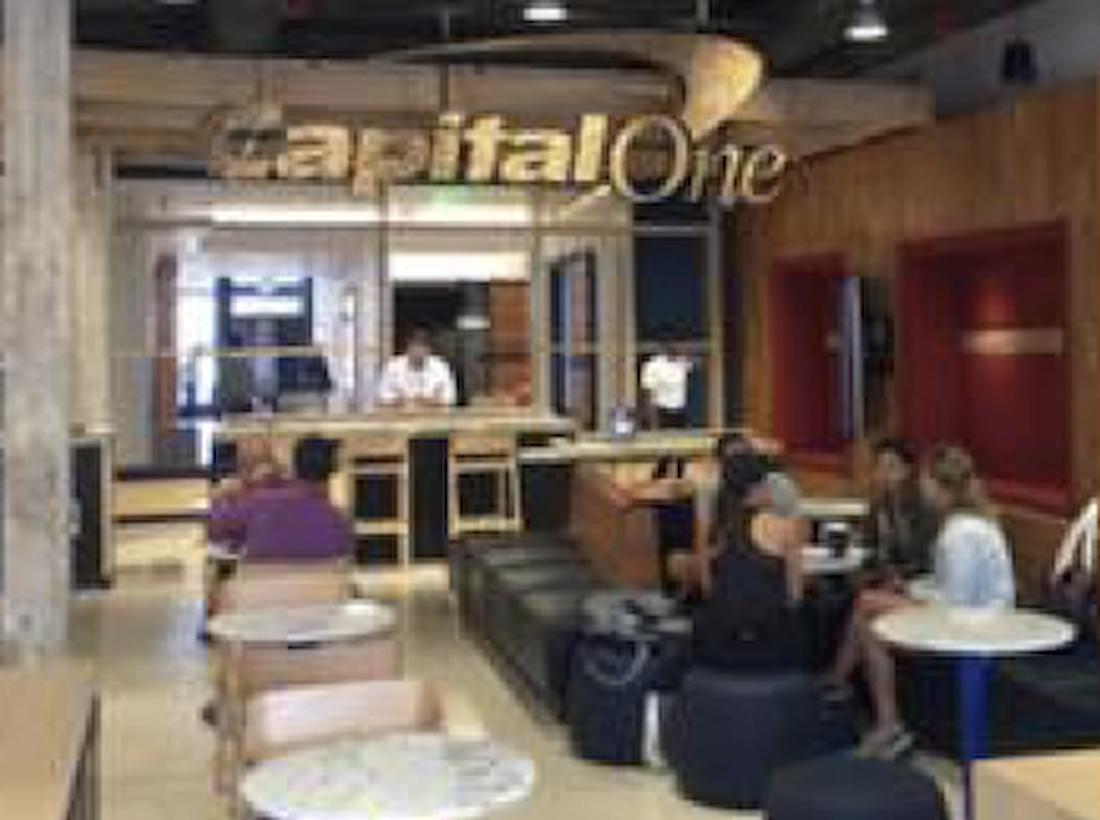 Working At Capital One Café Miami Beach