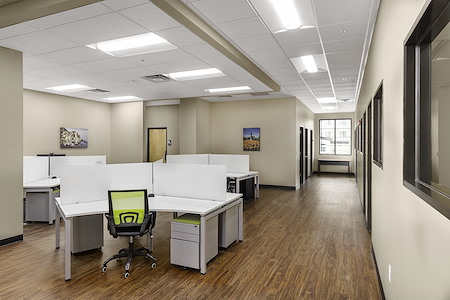 T-Werx Coworking and Entrepreneur Center - Four Points - T-Werx Four Points Dedicated Desk