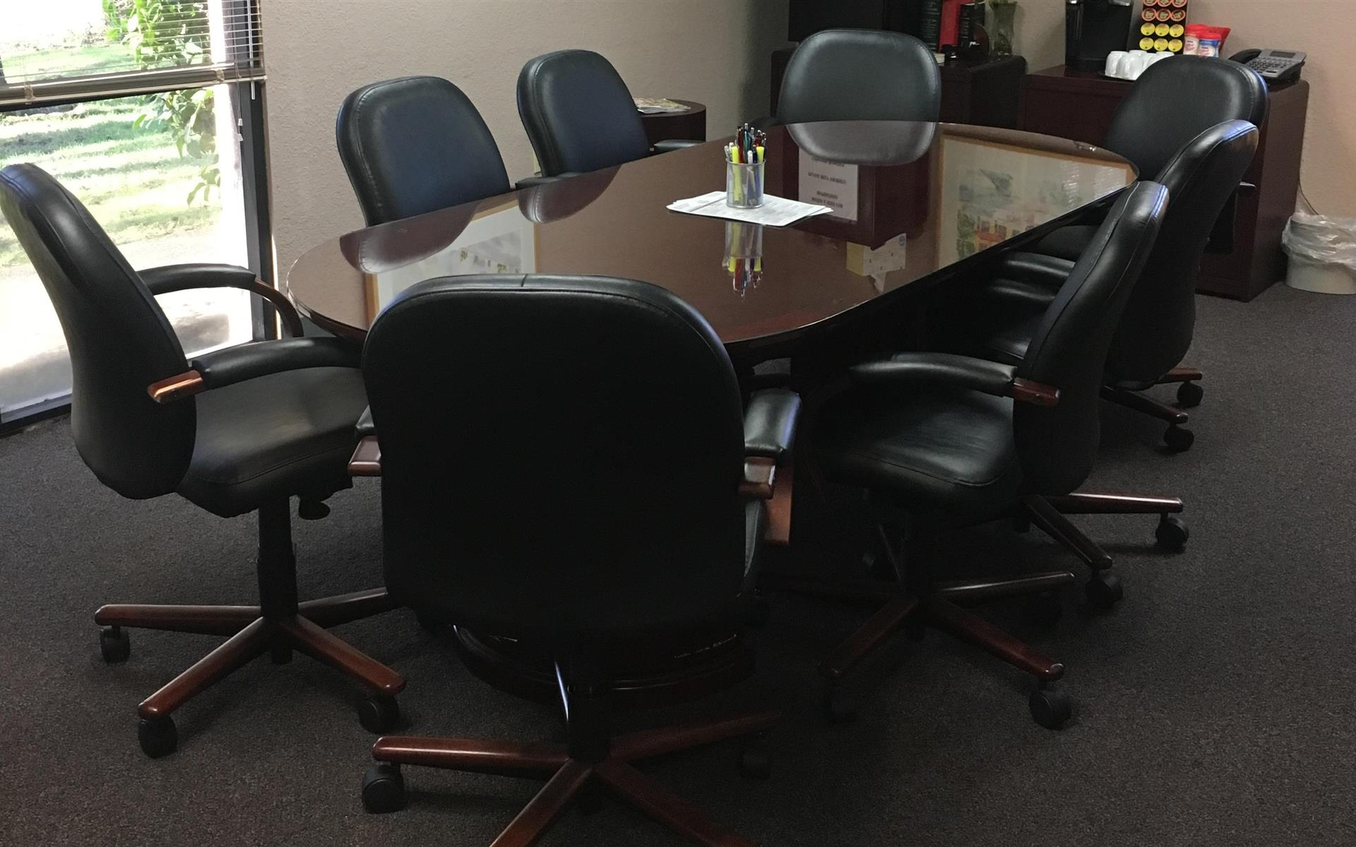 University Reporters - Large Conference Room