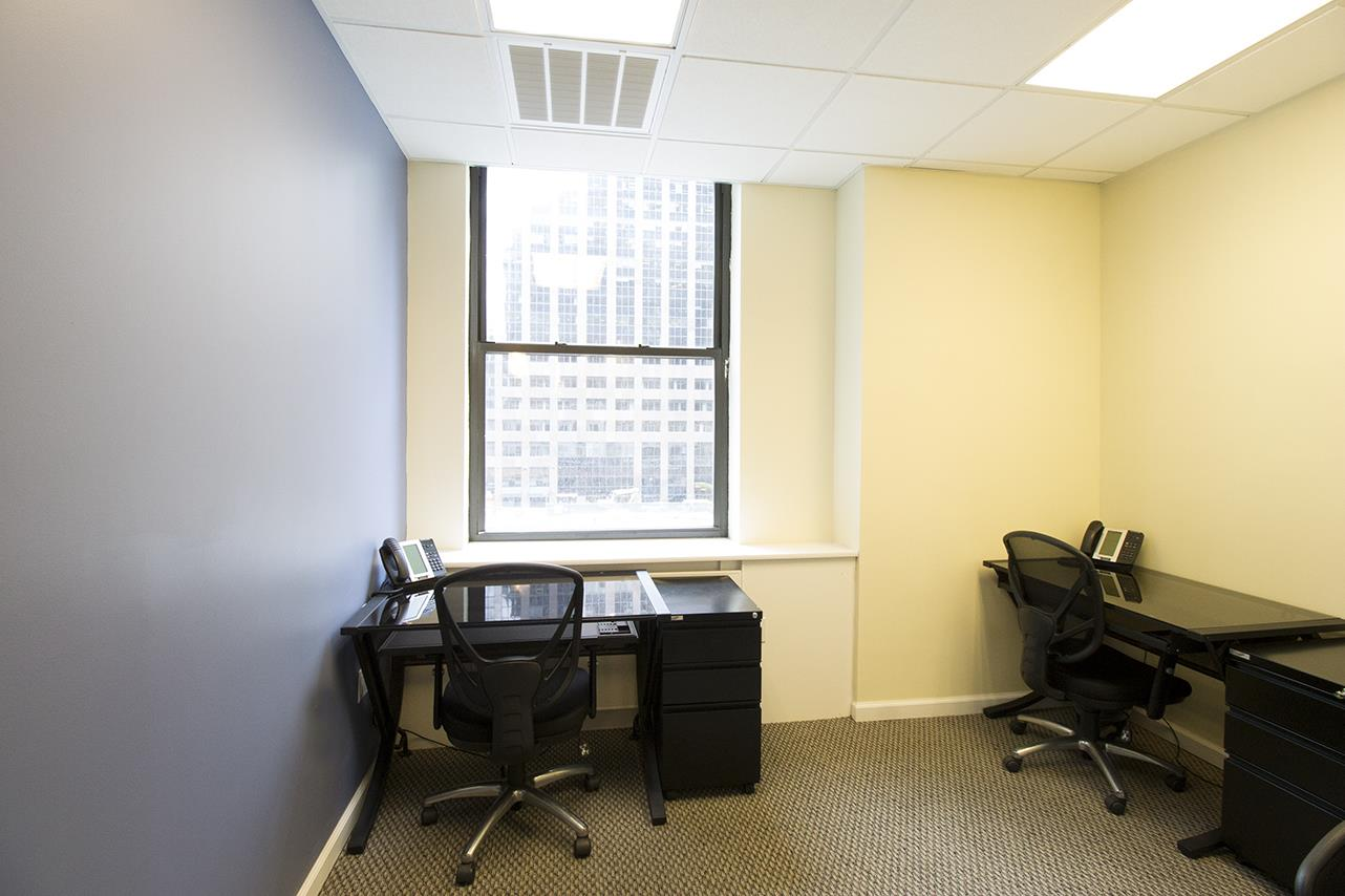 Jay Suites Financial District - 4 person Private Windowed Office