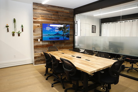 The Farm Nolita - Conference Room 3rd Fl
