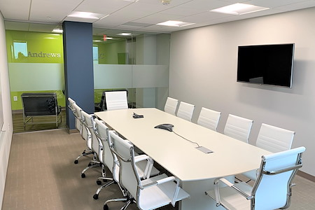 Bethesda Crossing - Large Conference Room with window