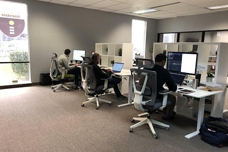 Innerstate - Dedicated Desks