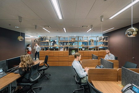Brisbane Office Space