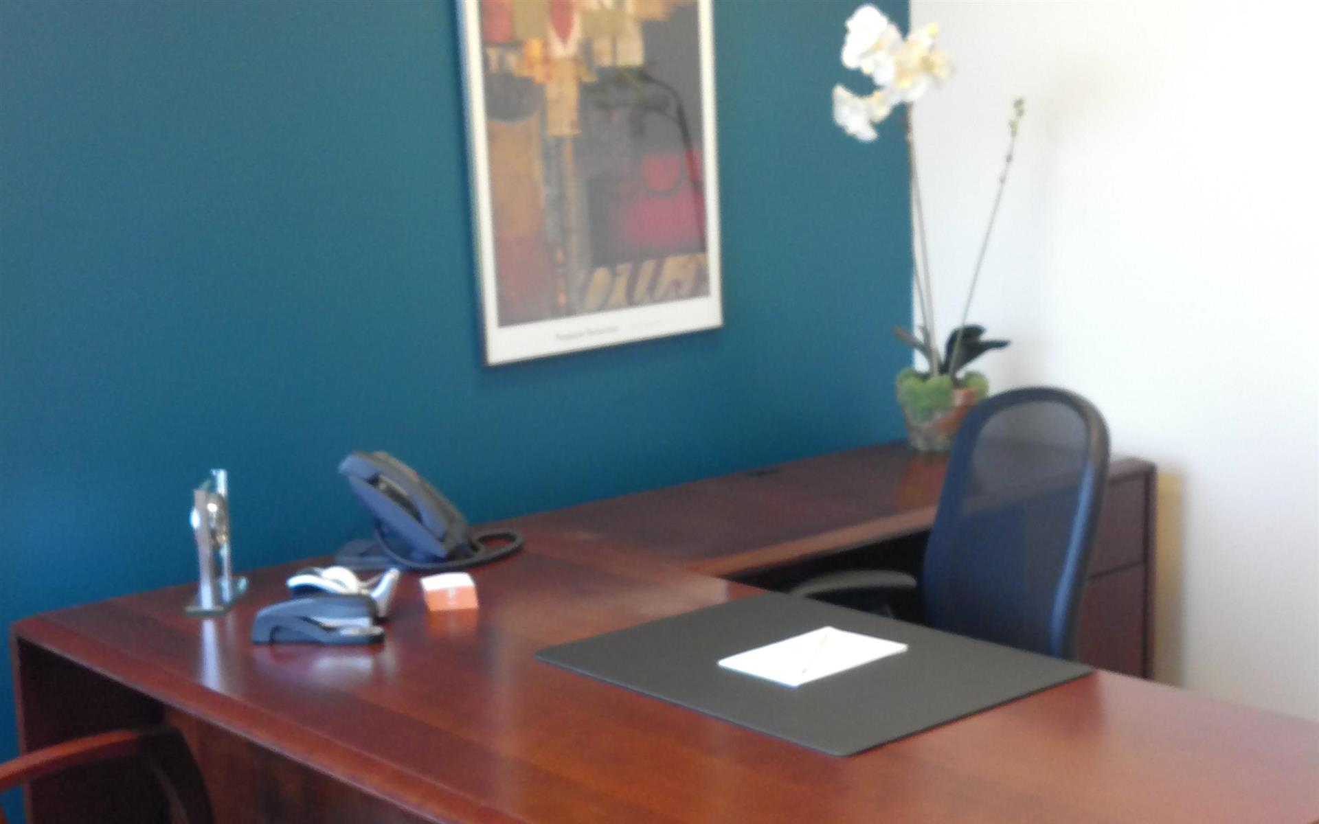 Carr Workplaces - Old Town - Continuous offices for 15 people