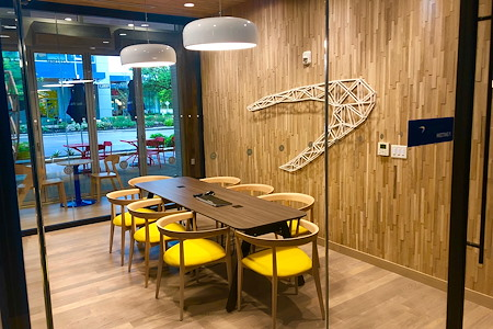 Capital One Cafe - Domain - Meeting Room 1