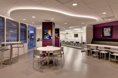 AdvantEdge Workspaces - Chevy Chase, DC Center - Metro Center Training Room
