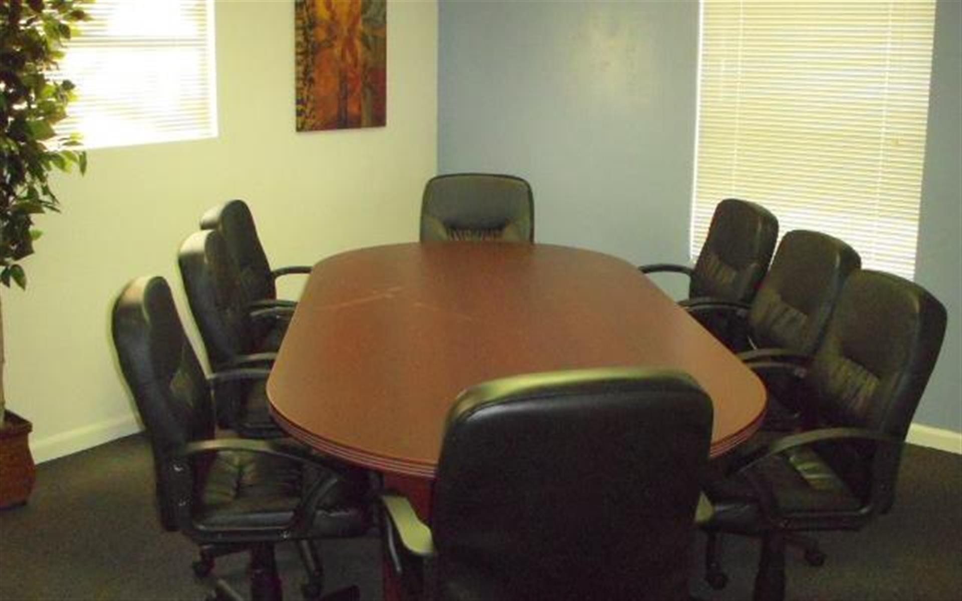 Plaza Executive Suites Mesa Office Plaza - Arizona Conference Room