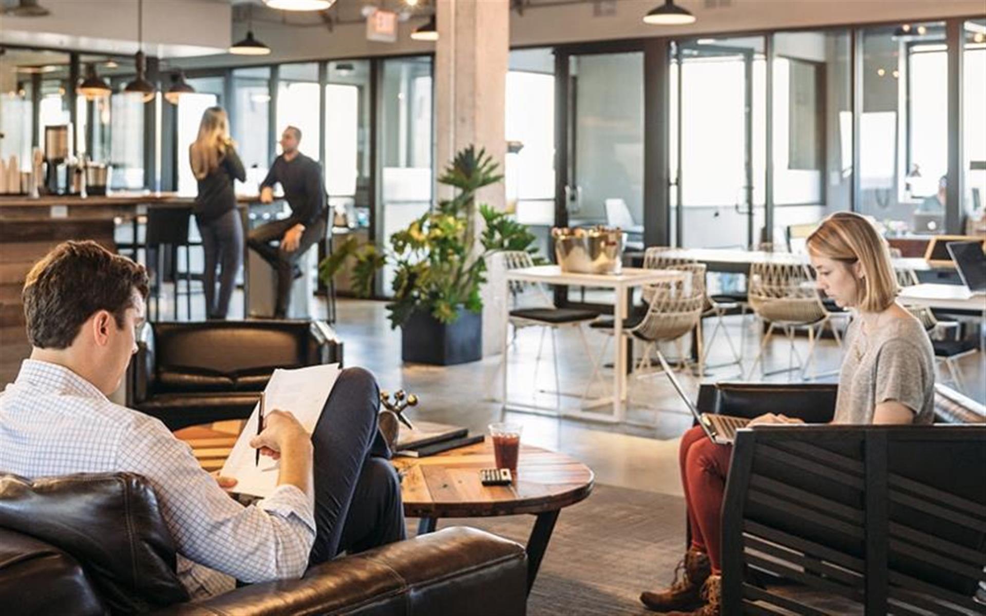 Industrious | Austin - Dedicated Desk