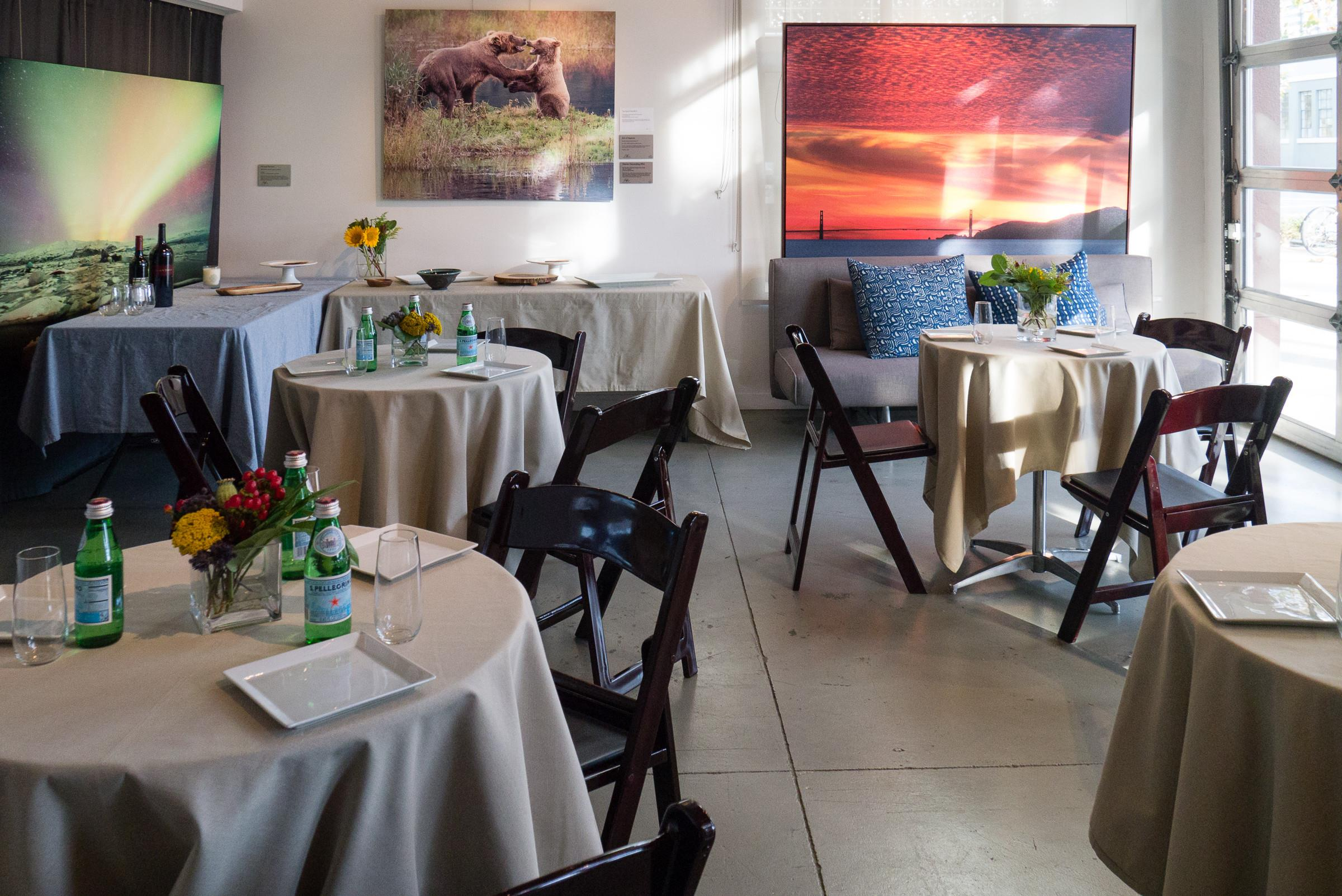Pacific Landscapes Gallery - Loft Style Event Space