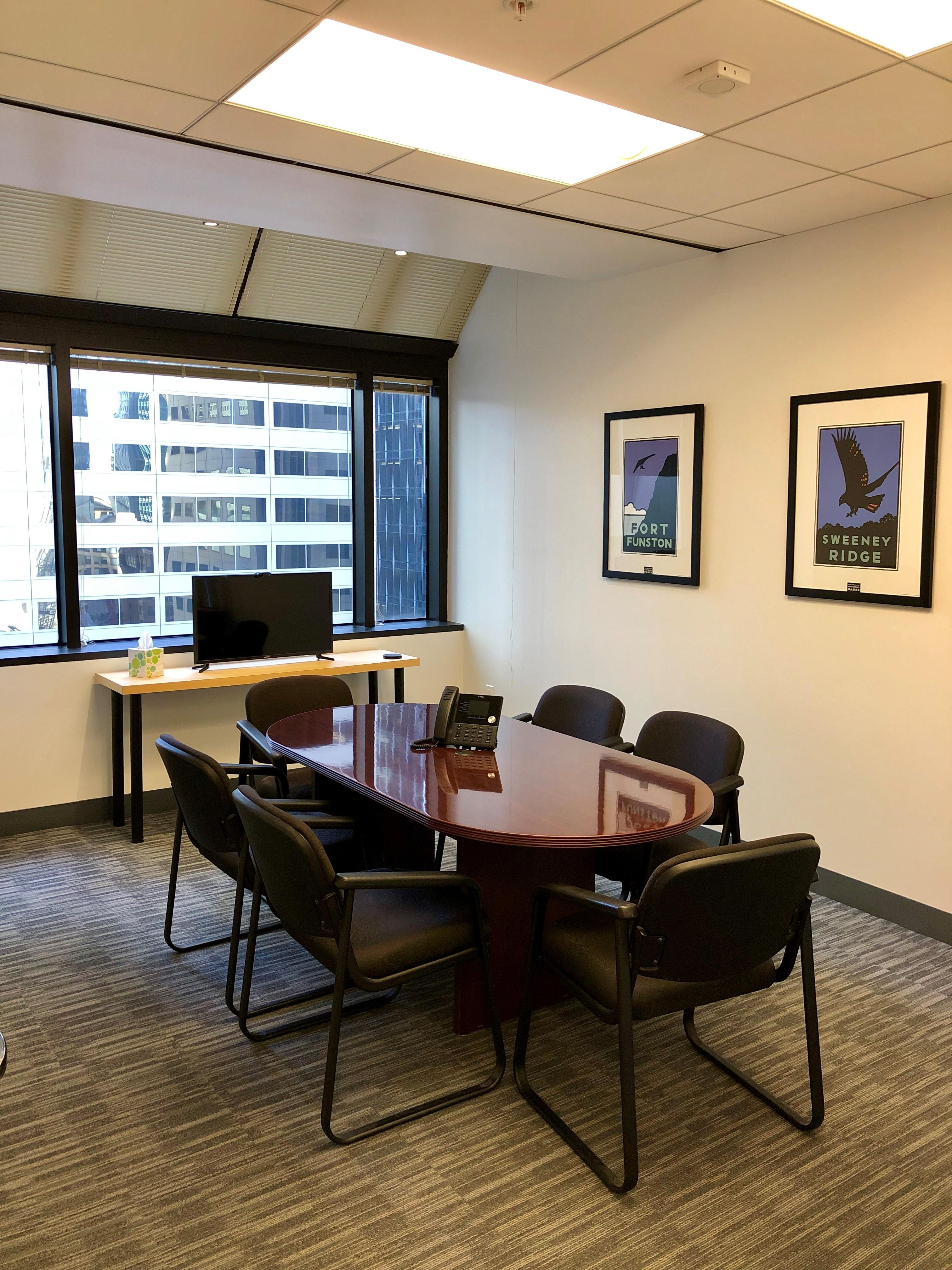 Behmke Reporting and Video Services, Inc. - The Bird Room