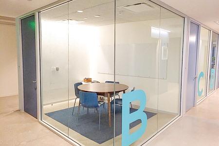 Cross Campus Downtown LA - 2nd Floor | D (Med Conf Room)