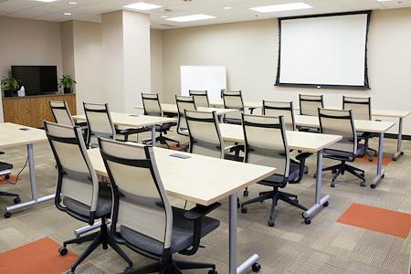 Avanti Workspace - Broadway Media Center - Training Room