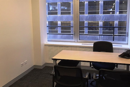 Corporate Suites: 1180 6th Ave (46th) - Private Office   Daily #1