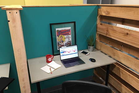 Union Worx Coworking - Desk Worx