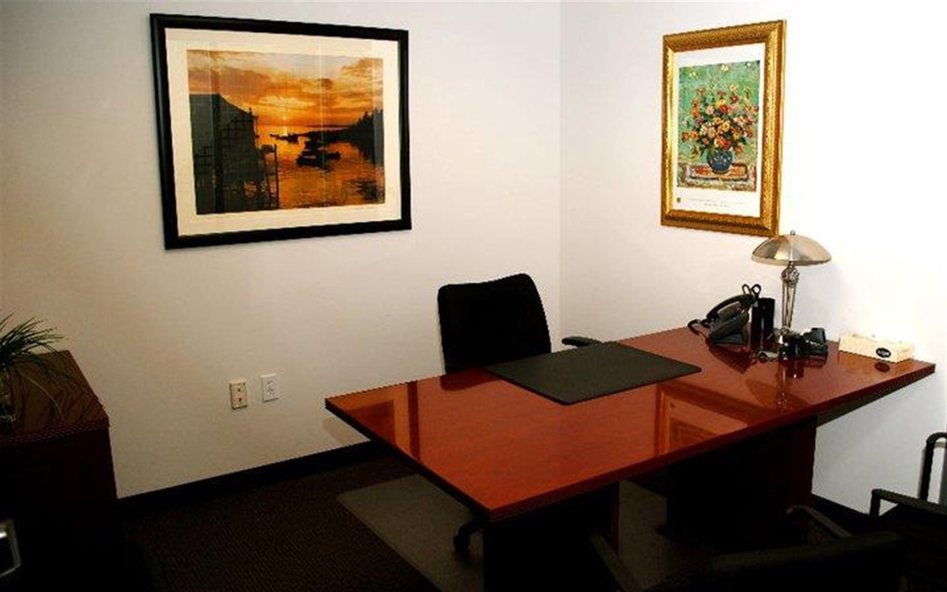 Century Suites - Woburn - Private Office #2