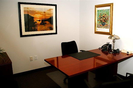 Century Suites - Woburn - Private Office #2