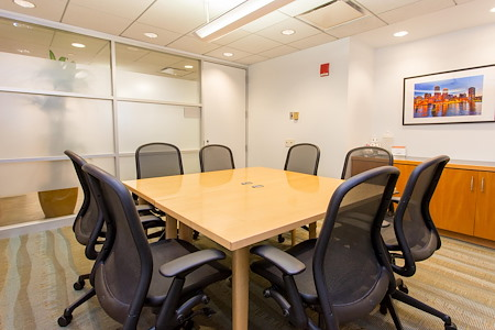 Carr Workplaces - Financial District - The Federal